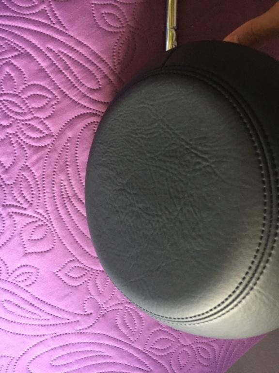 Pulizia poggiatesta ecopelle da cera/gel capelli B7989310
