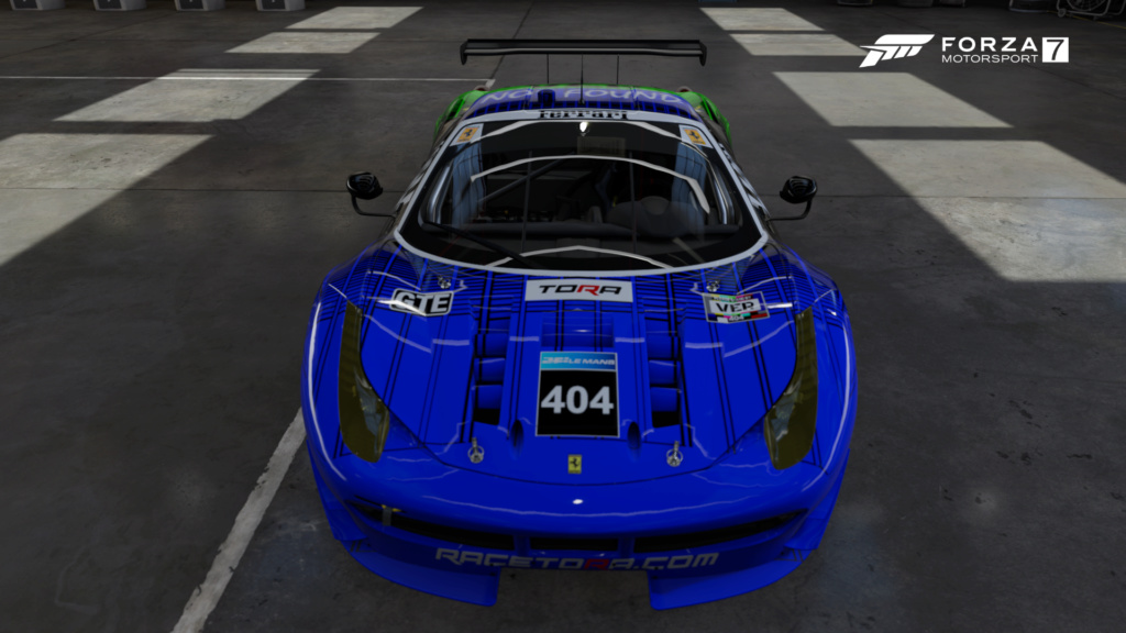 TORA 24 Hours of Le Mans - Livery Inspection - Page 3 Forza_16