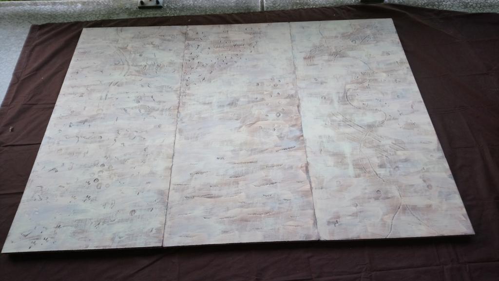[TUTO] Table désert facile style DUNE Map110