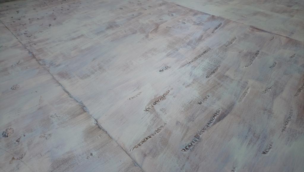 [TUTO] Table désert facile style DUNE Map310