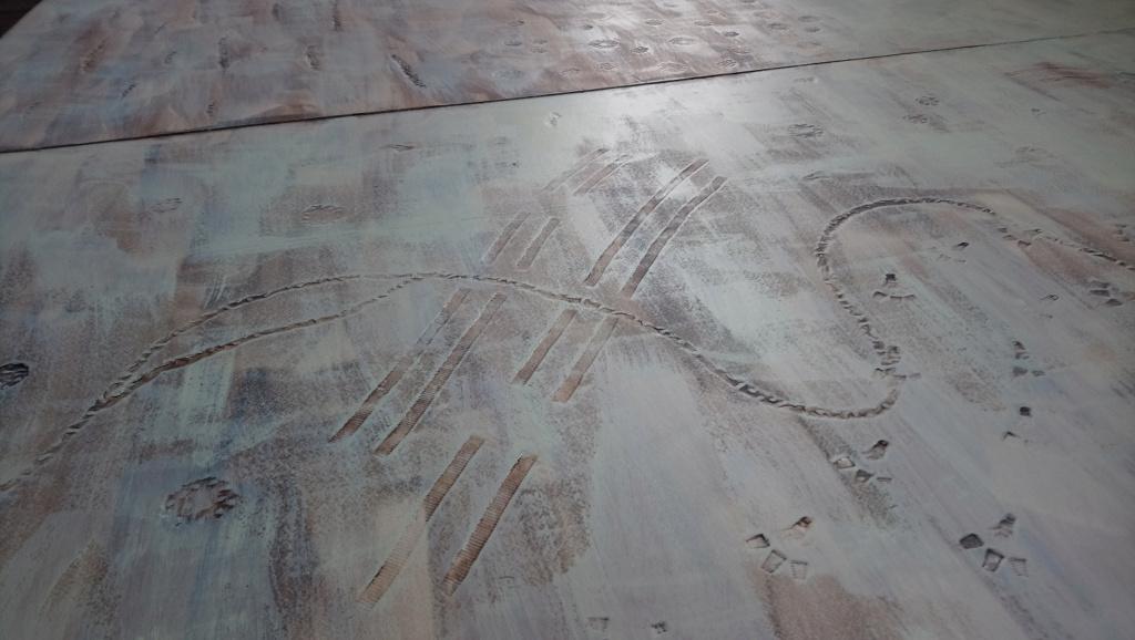 [TUTO] Table désert facile style DUNE Map410