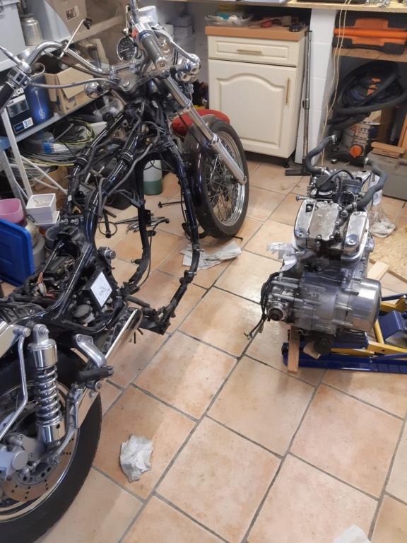 1500 VN SUMO - Projet-Démontage moteur 20200912