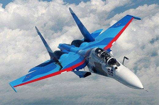 """سبب شعبية مقاتلة """"سو- 30"""" الروسية 800px-10"""