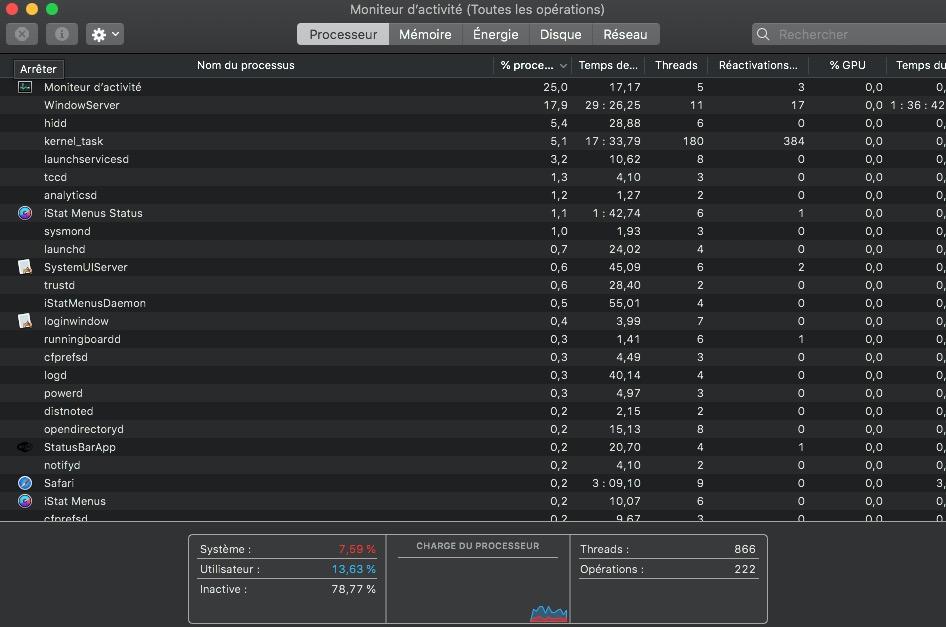 Control de Fan MacBook Pro Captur11
