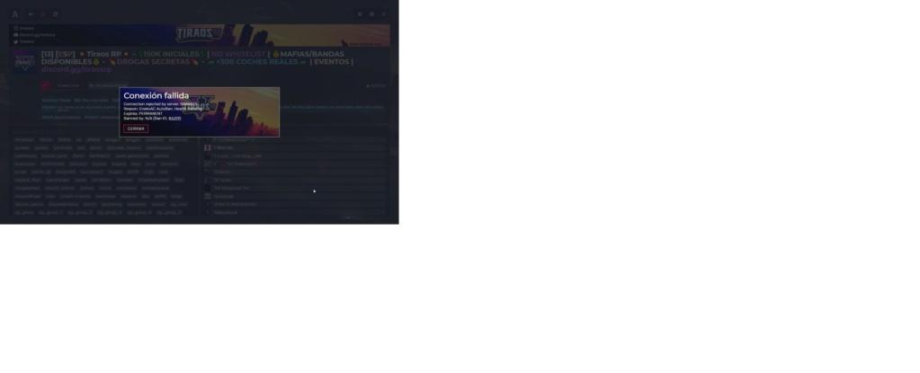 Error de baneao permanente  Ban11