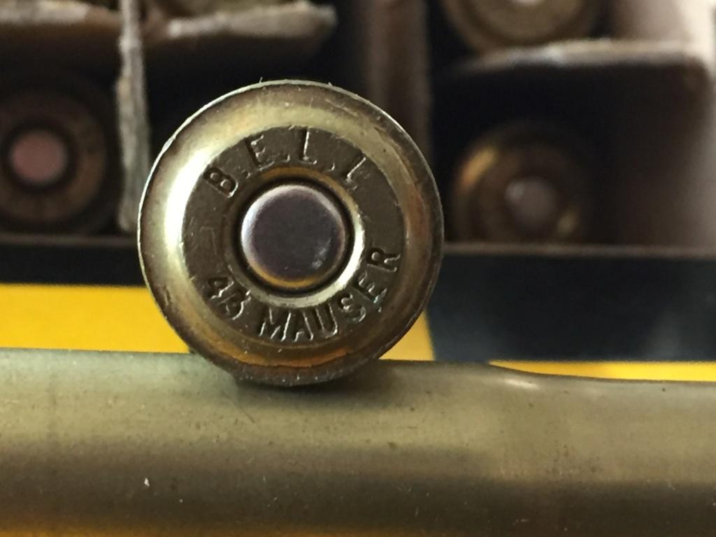 Étuis 11mm Mauser  E995c810