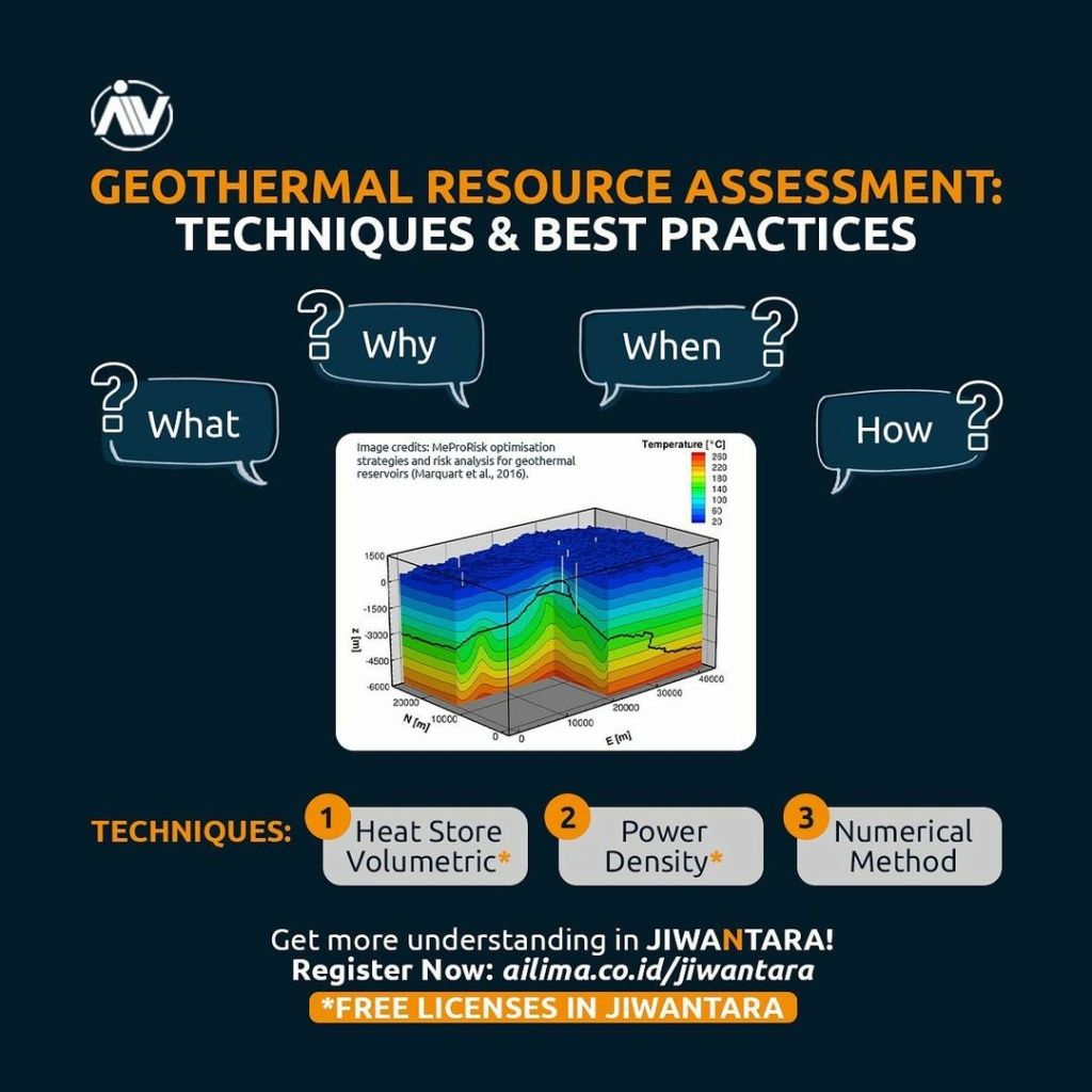 Geothermal Resource Assessment  12555910