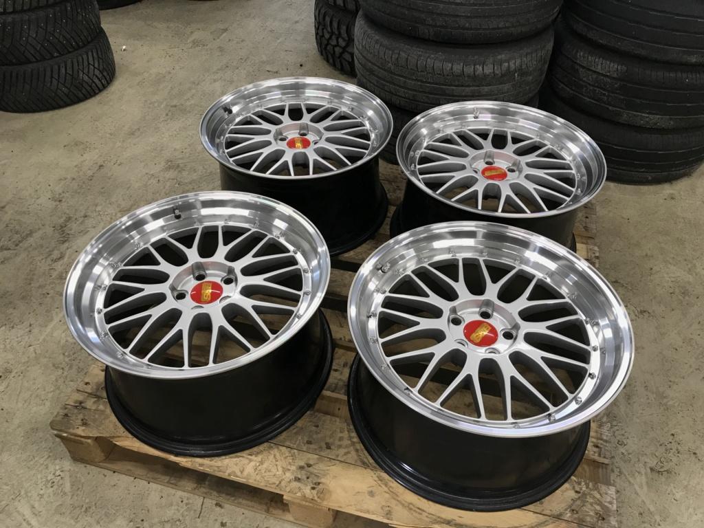 """Japan Racing LM repsut 5x112 10,5x20"""" ET30 39fa5210"""