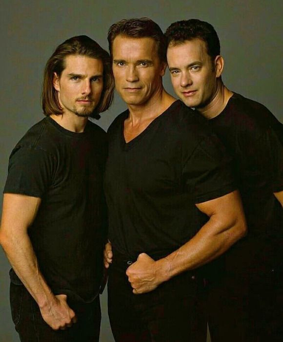 ¿Cuánto mide Arnold Schwarzenegger? - Altura - Real height - Página 4 45596610