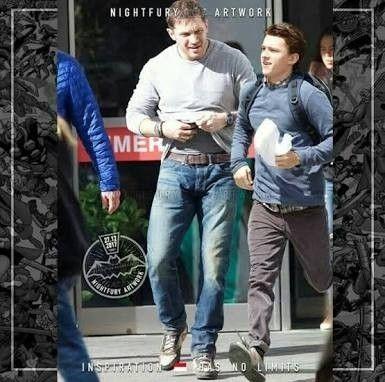 ¿Cuánto mide Tom Holland? - Altura - Real height - Página 10 83a31510