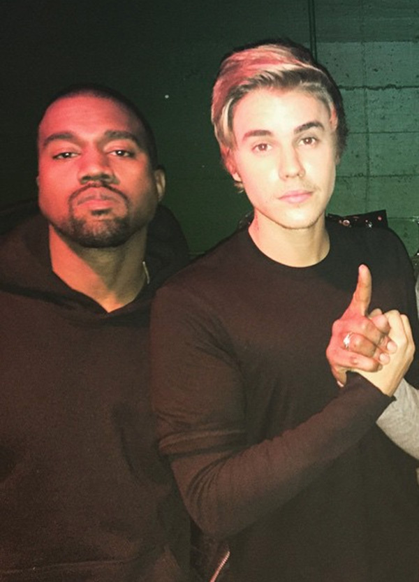 ¿Cuánto mide Kanye West? - Altura - Real height Justin10