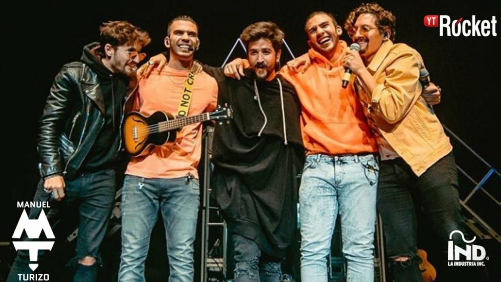 ¿Cuánto mide el cantante Camilo Echeverry? - Altura  Maxres10