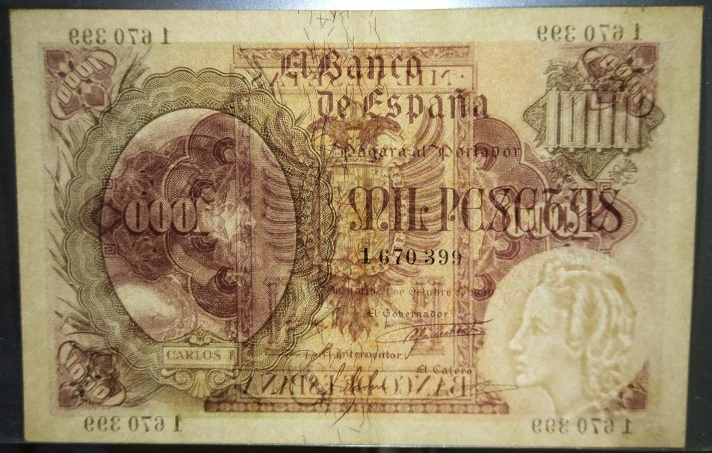 1000 pesetas de 1940 (Carlos I) 1000_d14