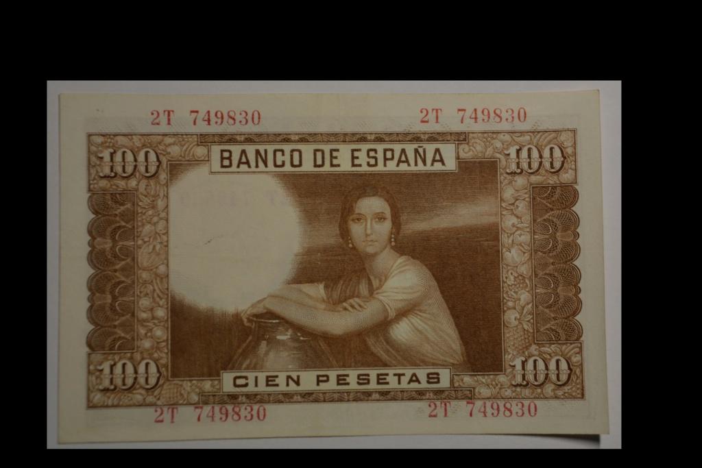 100 pesetas Julio Romero de Torres 100_de18