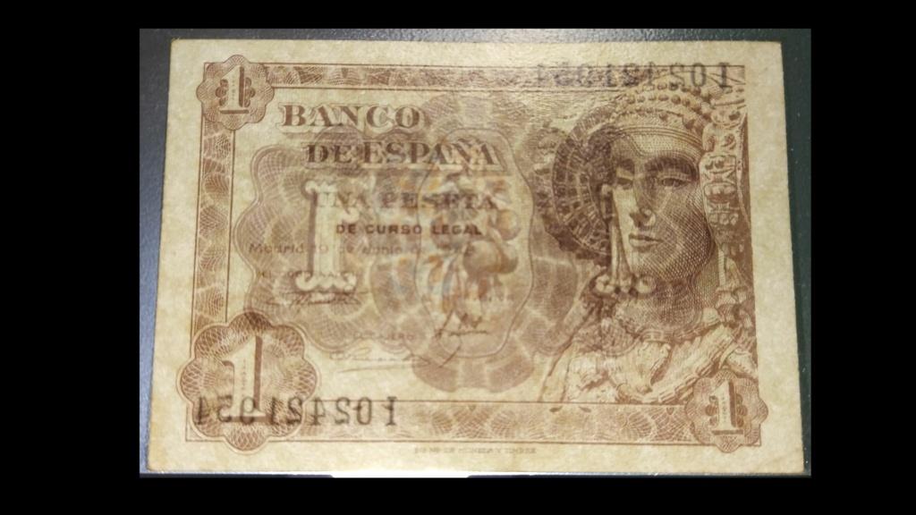 1 peseta del 19 de junio de 1948 - Dama de Elche 1_de_122
