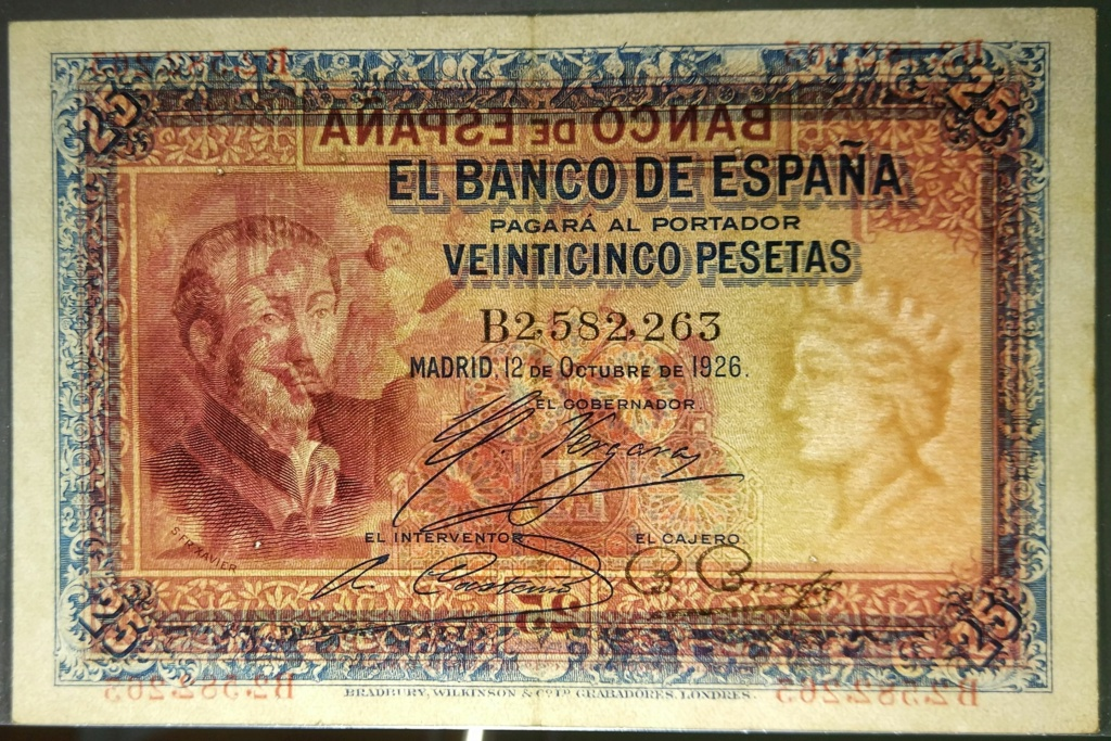25 pesetas de octubre de 1926 (S. Fco. Javier) 25_de_22