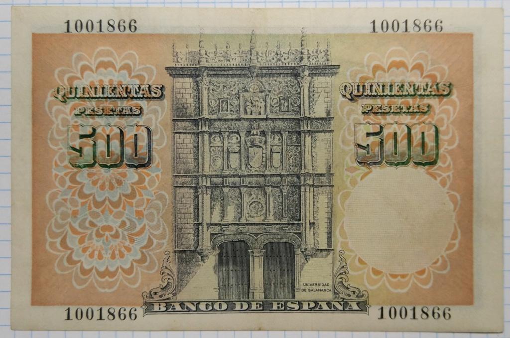 500 pesetas de 1946 (Padre Vitoria) 500_de10