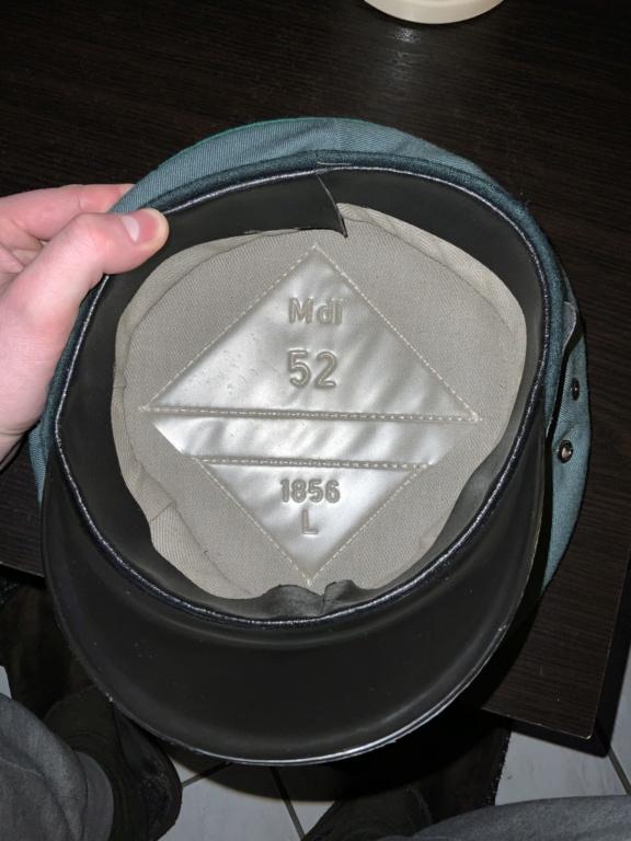 Identification casquette RDA B6a87210