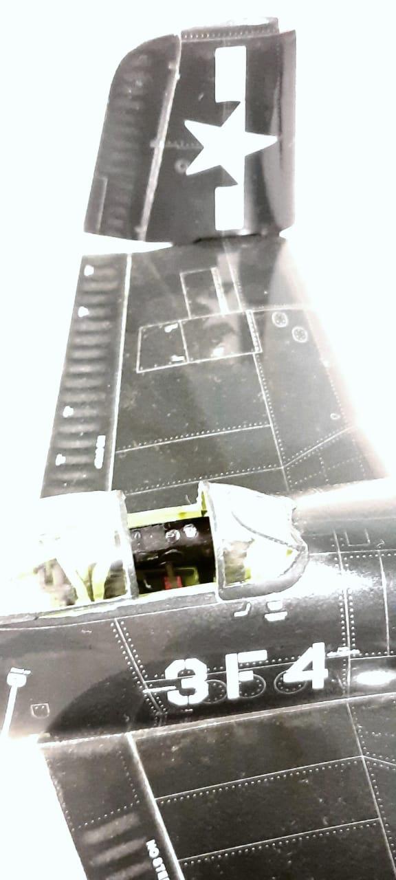 MT: F8F 1 Bearcat  Hobby Boss 1/48 2021-018