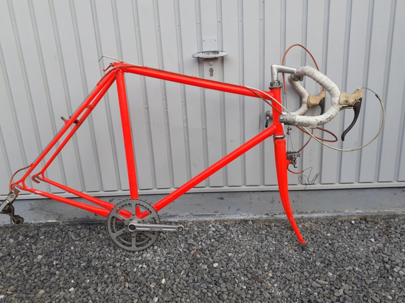 Cyclocross inconnu 70's - 80's 20210312