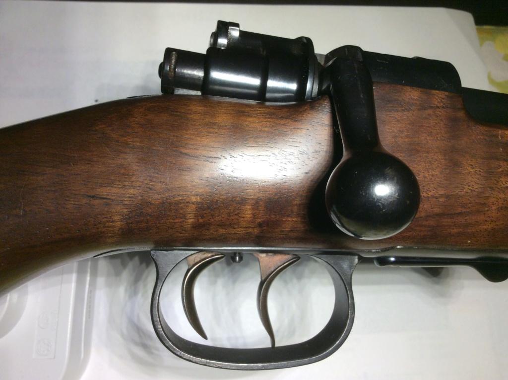 Des Gewehr en 8,15X46R : le Wehrmannsgewehr (3° variante) et le très rare Einheitsgewehr 096deb10