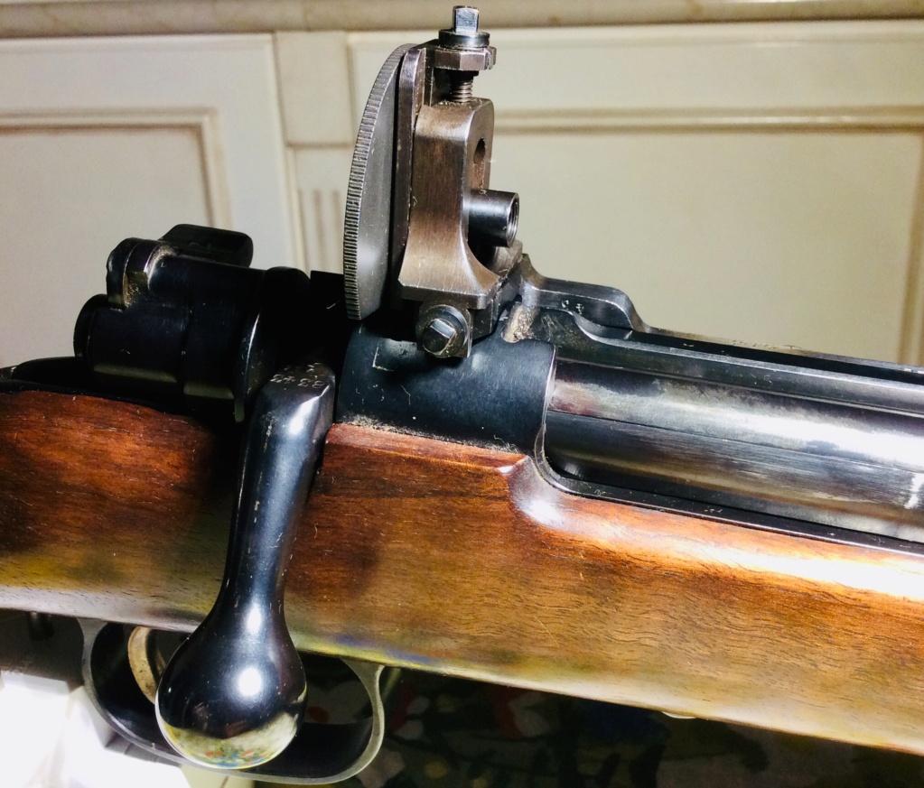 Des Gewehr en 8,15X46R : le Wehrmannsgewehr (3° variante) et le très rare Einheitsgewehr 10f57e10