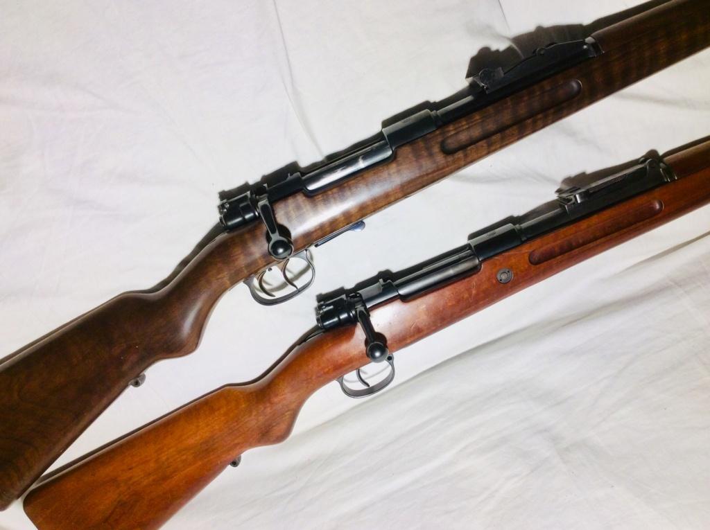 Des Gewehr en 8,15X46R : le Wehrmannsgewehr (3° variante) et le très rare Einheitsgewehr 37c8b510