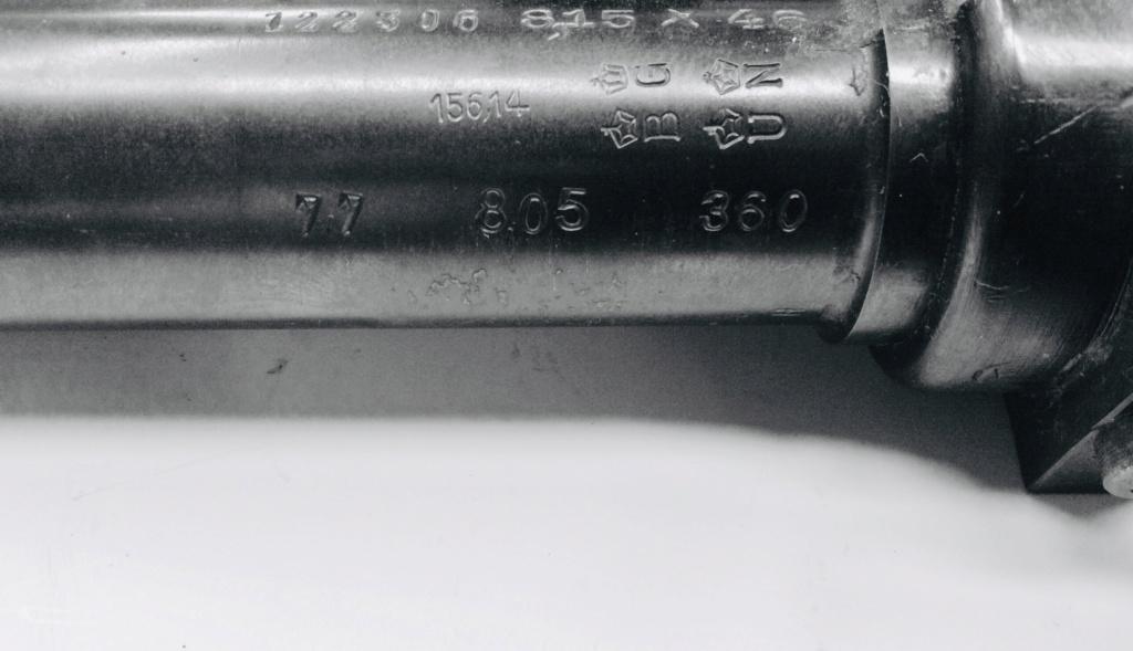 Des Gewehr en 8,15X46R : le Wehrmannsgewehr (3° variante) et le très rare Einheitsgewehr 5a070810
