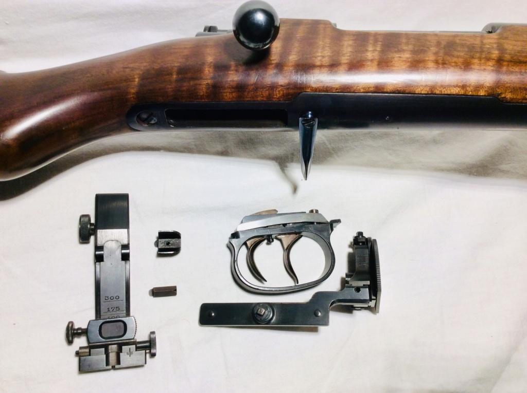 Des Gewehr en 8,15X46R : le Wehrmannsgewehr (3° variante) et le très rare Einheitsgewehr 82addd10