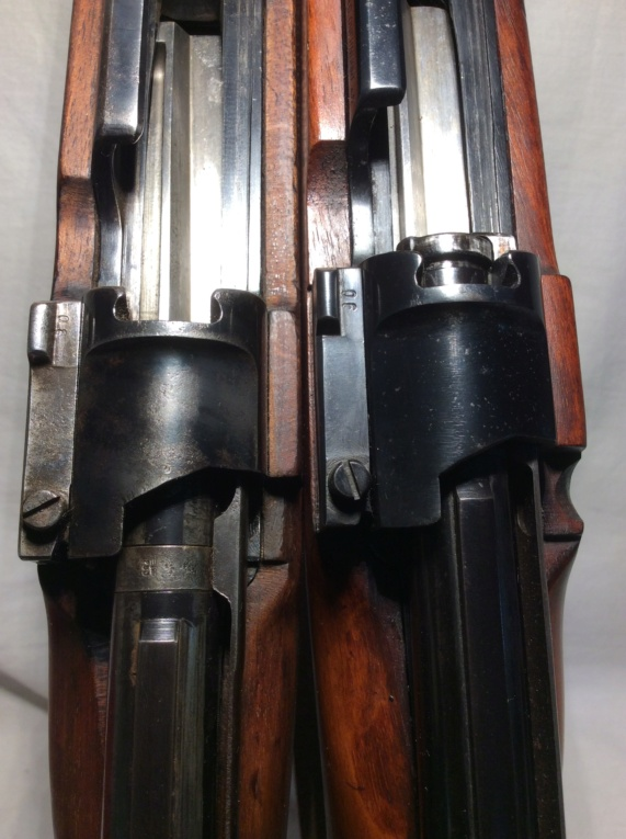 Des Gewehr en 8,15X46R : le Wehrmannsgewehr (3° variante) et le très rare Einheitsgewehr B6229810