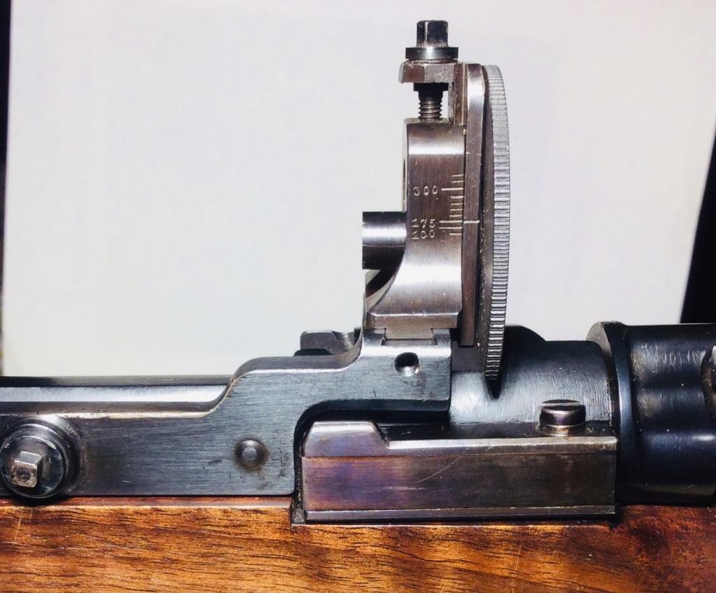 Des Gewehr en 8,15X46R : le Wehrmannsgewehr (3° variante) et le très rare Einheitsgewehr C0fc0f10
