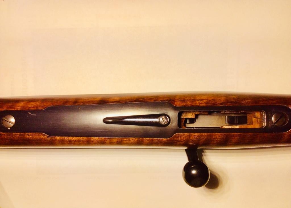 Des Gewehr en 8,15X46R : le Wehrmannsgewehr (3° variante) et le très rare Einheitsgewehr C40fb410