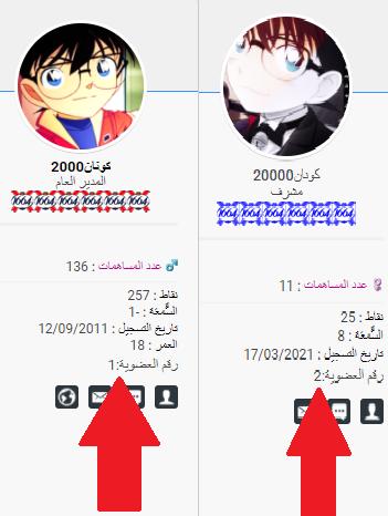 اظهار رقم العضوية في البيانات الشخصية: النسخة الثانية و  ModernBB Logo-a10