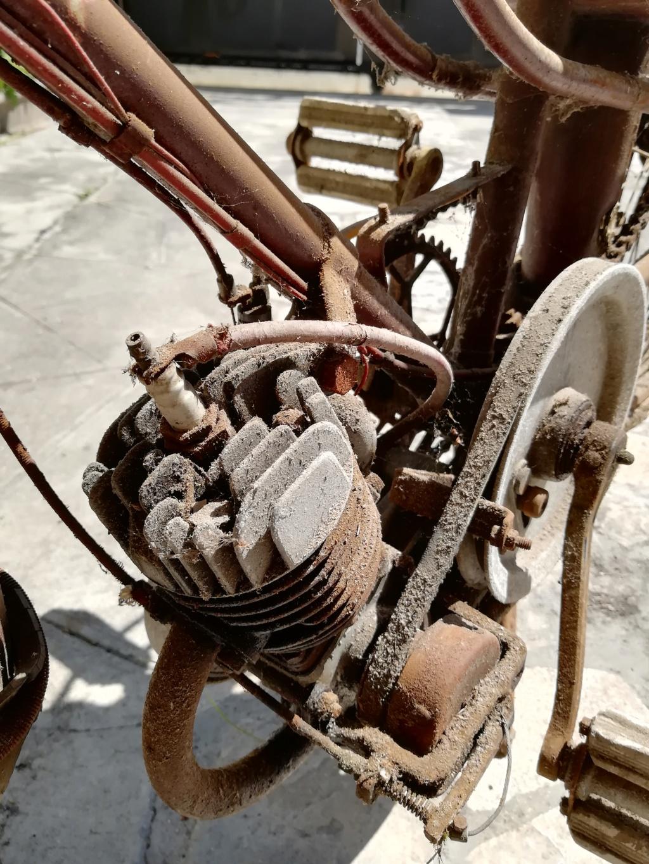 Cyclomoteur REXOR Moteur11