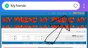 مشكله ان عارضه منتداي لا تظهر ف الصفحه الرئيسيه وتظهر ف باقي الصفحات  Screen12