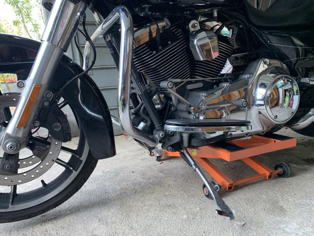 Lève moto pour Softail Heritage de 1997 67509610