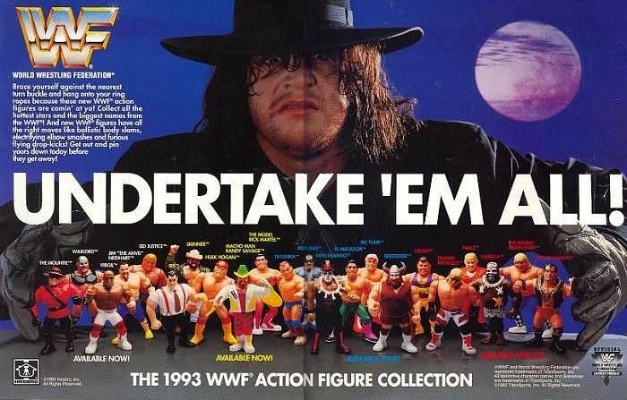 WWF  CATCHEURS  (Hasbro) 1991-1994 - Page 2 Hasbro10