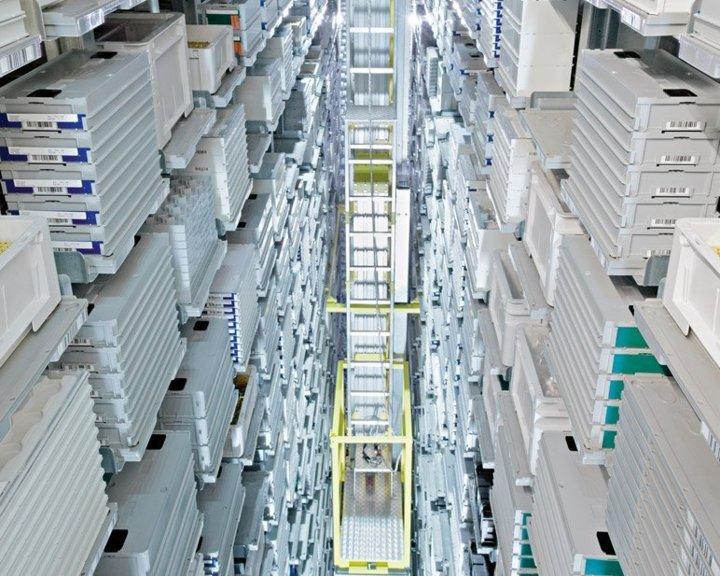 Rolex fait découvrir sa nouvelle Usine à Bienne lors d'une visite aseptisée 48247810