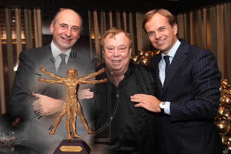 Communiqué :  Jean-Frédéric Dufour nommé « Homme de l'année 2011 » Couv10