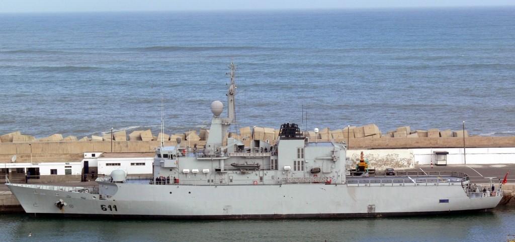 Royal Moroccan Navy Floréal Frigates / Frégates Floréal Marocaines - Page 2 Clipbo10