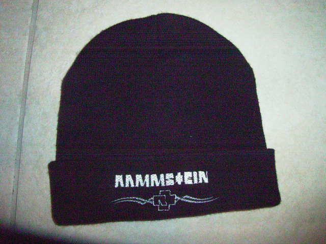 "Vends bonnet RAMMSTEIN (prix ""Wunderbar"" !!!!) Photo_12"