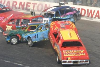 Warneton International Speedway Banger10