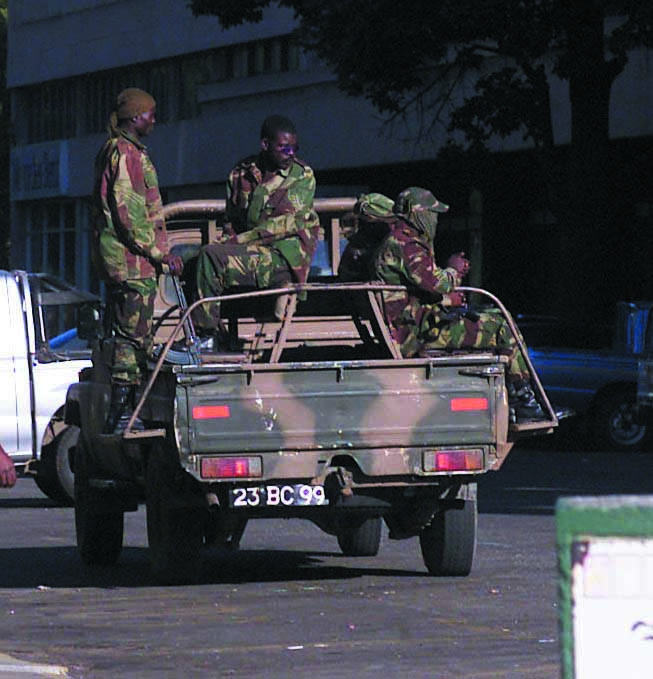 Zimbabwe National Army 20686510