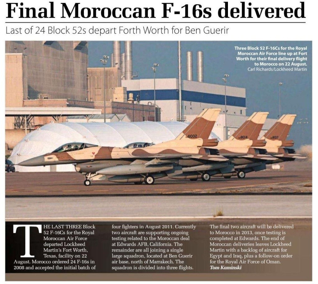 Moroccan F-16 Atlas Falcon / RMAF F16 block 52+ Ca_rma10
