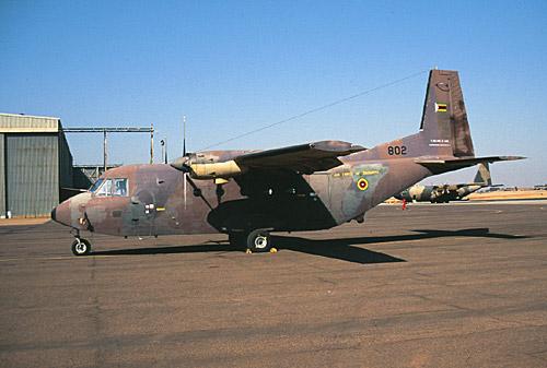 Zimbabwe National Army Casa10
