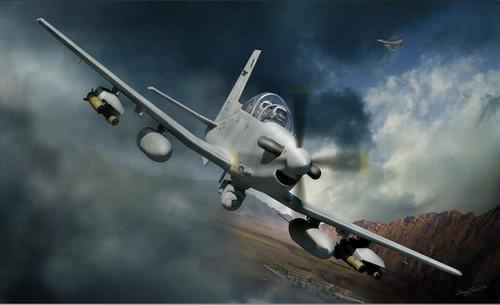 retour des avions d´attaque légers COIN/Light Attack - Page 3 E1cc3f10