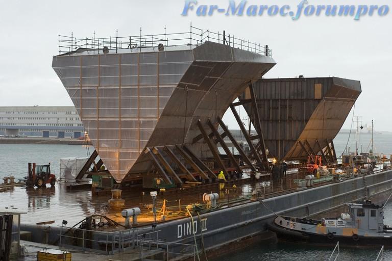 Royal Moroccan Navy FREMM Frigate / FREMM Marocaine - Mohammed VI Hd_66b10