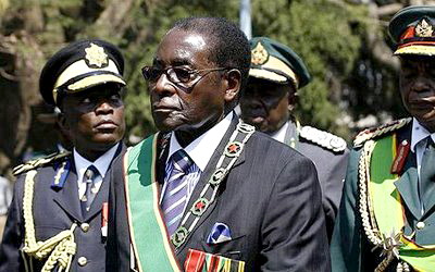 Zimbabwe National Army Robert10