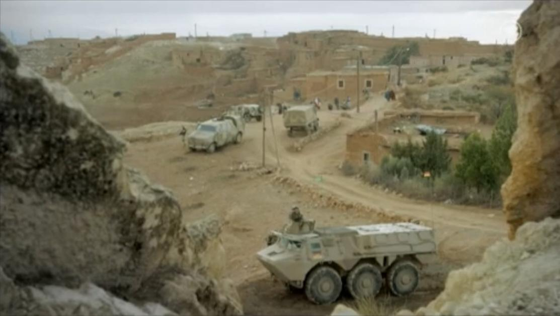 Les FAR et le Cinema / Moroccan Armed Forces in Movies Unbena25