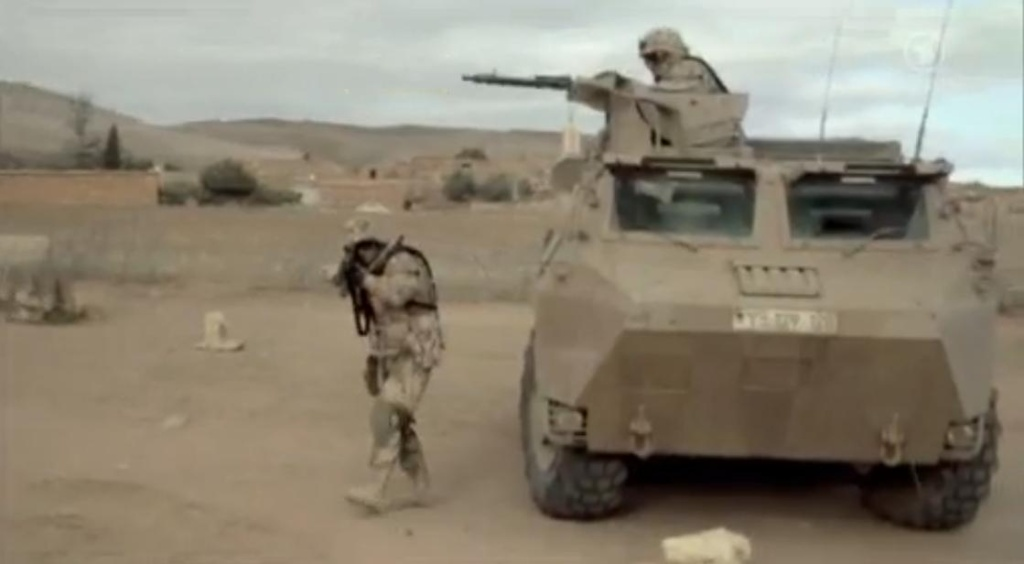 Les FAR et le Cinema / Moroccan Armed Forces in Movies Unbena29